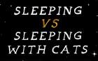 comic LWS 237 - Sleeping VS Sleeping with Cats