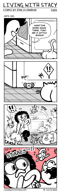 Cats 101 - LWS Comics #202