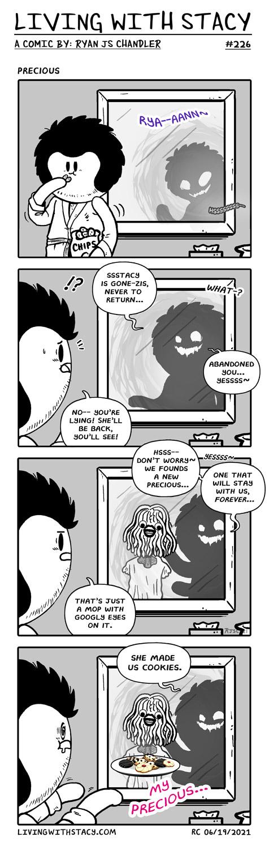 Precious - LWS COMICS #226