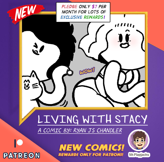 LWS Comics PATREON Promo